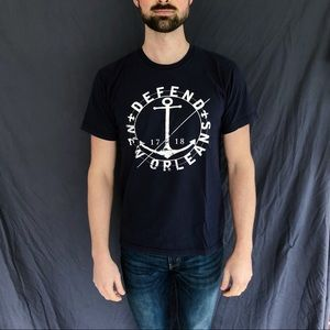 Defend New Orleans Tee